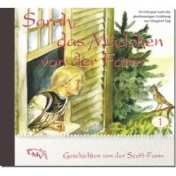 Sarah, das Mädchen von der Farm - 1 (CD)