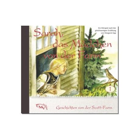 Sarah, das Mädchen von der Farm (CD1)