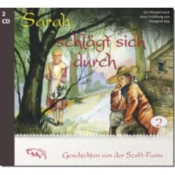 Sarah schlägt sich durch - 2 (CD)