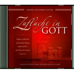 Zuflucht in Gott - CD