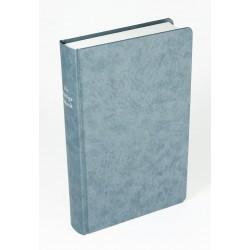 Hausbibel, Hardcover, Baladeck, blaugrau (Großausgabe)