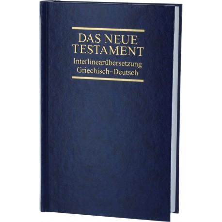 Das Neue Testament,  Interlinear