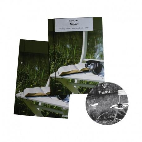 Biblische Rufnummern und Erinnerungen (CD)