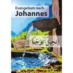 Johannes-Evangelium (deutsch/arabisch)