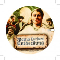 Martin Luthers Entdeckung - Hörspiel (Mini-CD)