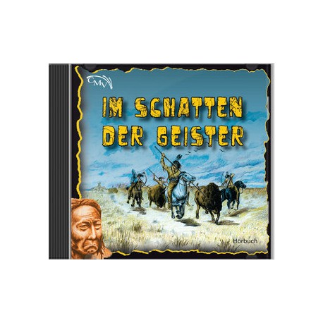 Im Schatten der Geister (Hörbuch CD)