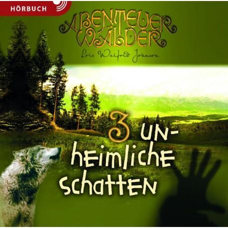 Unheimliche Schatten (Hörbuch MP3-CD]