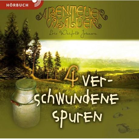 Verschwundene Spuren (Hörbuch MP3 CD]