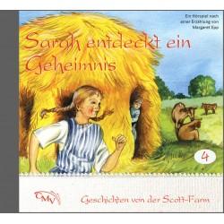 Sarah entdeckt ein Geheimnis - 4 (CD)