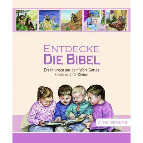Entdecke die Bibel (Set Altes + Neues Testament)