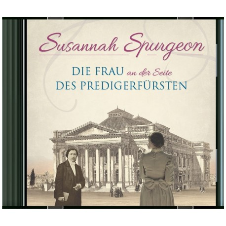 Susannah Spurgen (MP3 Hörbuch)