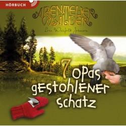Opas gestohlener Schatz (Hörbuch MP3 CD]