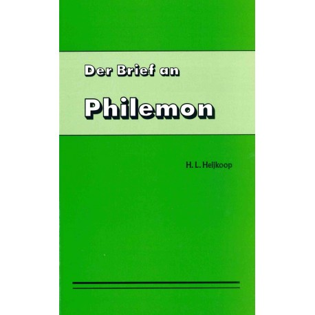 Der Brief an Philemon
