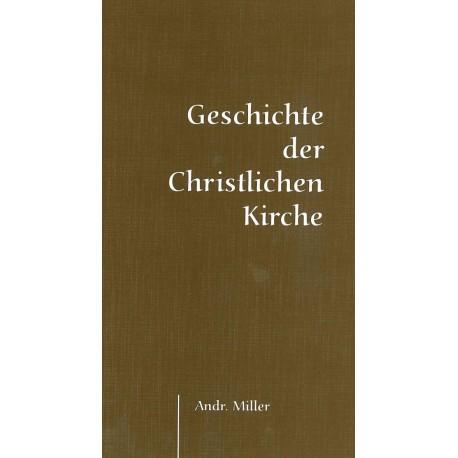 Geschichte der christlichen Kirche