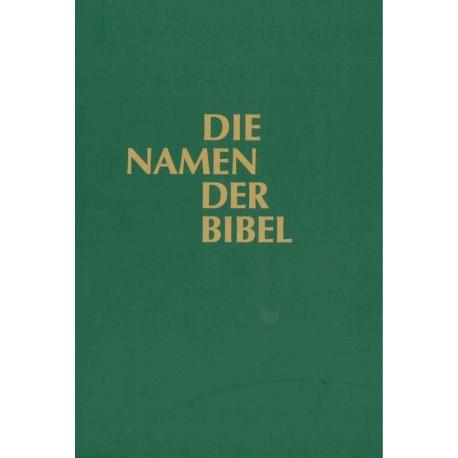 Die Namen der Bibel
