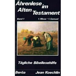 Ährenlese im Alten Testament, 3 Bände