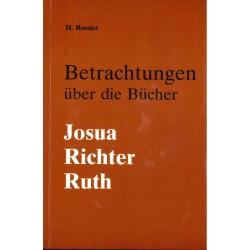 Betrachtung über die Bücher Josua, Richter, Ruth
