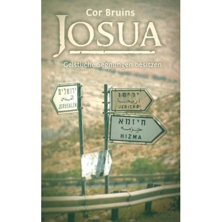 Josua - Geistliche Segnungen besitzen