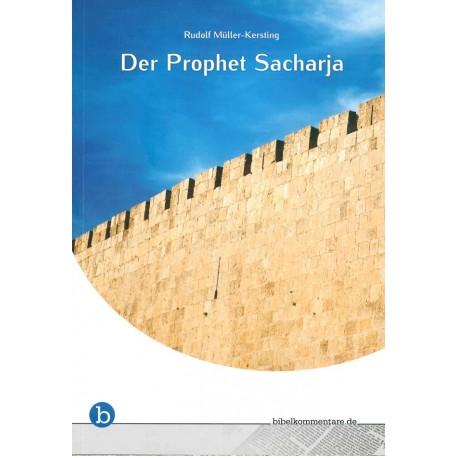 Der Prophet Sacharja