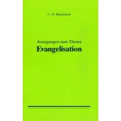 Anregungen zum Thema Evangelisation