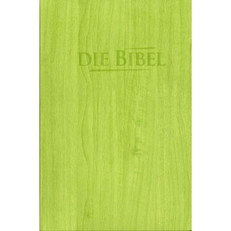 Taschenbibel, größere Ausgabe, gelbgrün (limitierte Ausgabe)
