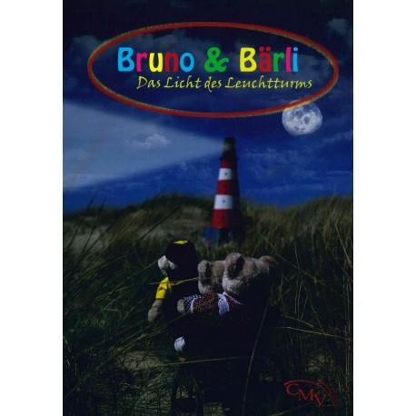 Bruno & Bärli - Das Licht im Leuchtturm (JM ab 3)
