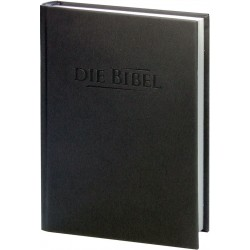 Taschenbibel, größere Ausgabe, anthrazit