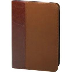 Pocketbibel, PU (braun), Reißverschluss