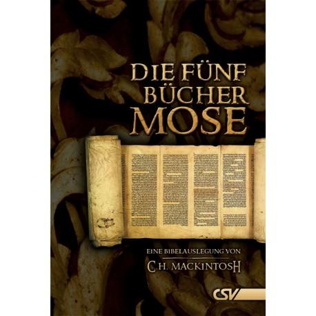 Die fünf Bücher Mose (E-Book)