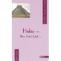 Hiskia - wenn Babel lächelt (Kostenloses E-Book)
