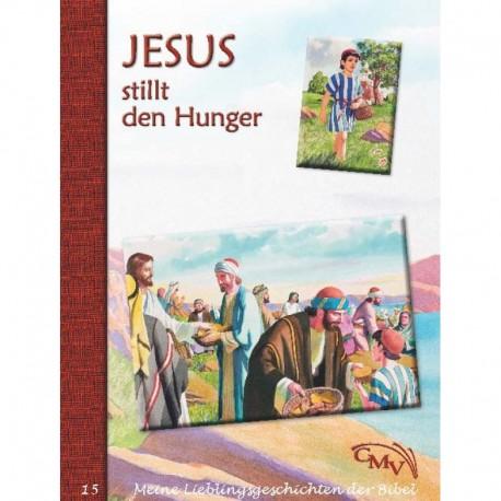 Jesus stillt den Hunger