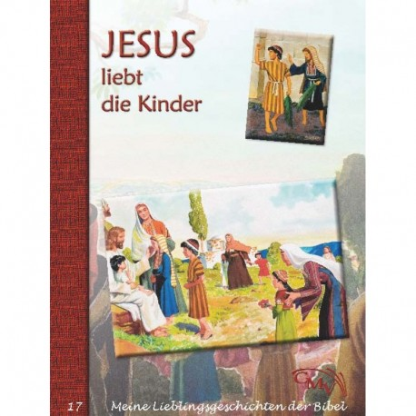 Jesus liebt Kinder