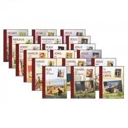 Meine Lieblingsgeschichten der Bibel (18 Titel Buchpaket)