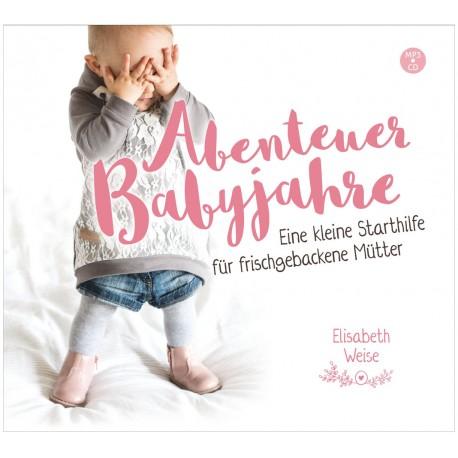 Abenteuer Babyjahre - Hörbuch