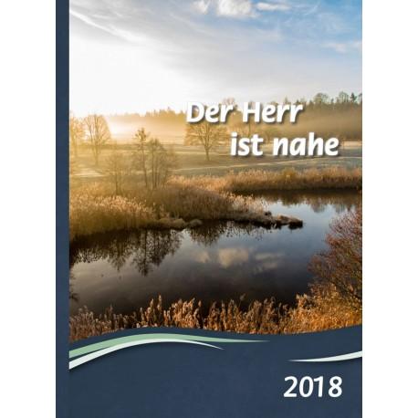 Der Herr ist nahe 2018 (E-Book)