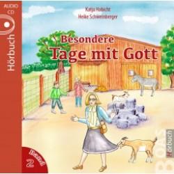 Besondere Tage mit Gott 2 - (Hörbuch CD)