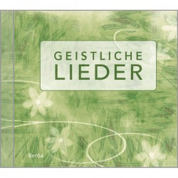 Geistliche Lieder CD (Schweizer Lieder)