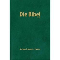 Das Neue Testament mit Psalmen