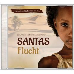 Santas Flucht - Hörbuch CD