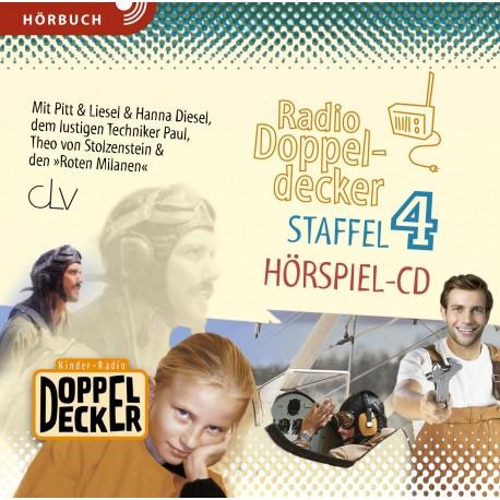 Radio Doppeldecker - Staffel 4 (CD)