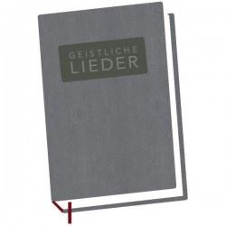 Schweizer Liederbuch Geistliche Lieder - gross grau