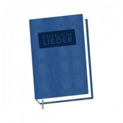 Schweizer Liederbuch Geistliche Lieder - klein, blau