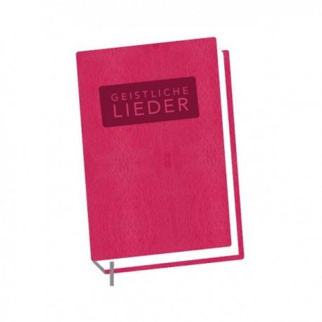 Schweizer Liederbuch Geistliche Lieder - klein, pink