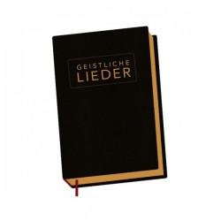 Schweizer Liederbuch Geistliche Lieder - Leder, klein