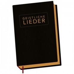 Schweizer Liederbuch Geistliche Lieder - Leder, gross