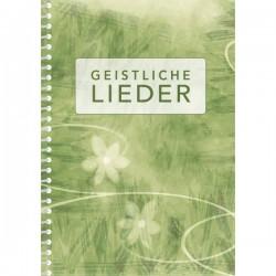 Schweizer Liederbuch Geistliche Lieder - Ringbuch Grossdruck