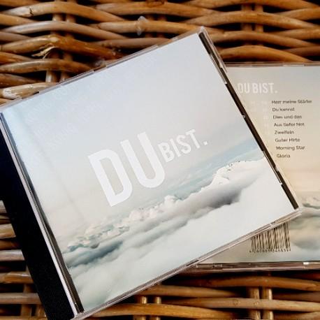 Du bist. (CD)