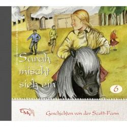 Sarah mischt sich ein - 6 (CD)