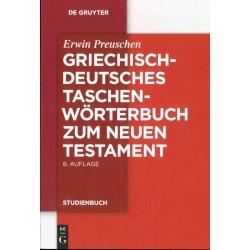 Griechisch-deutsches Taschenwörterbuch zum NT