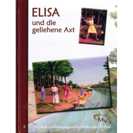 Elisa und die geliehene Axt